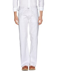 Ice Iceberg Casual Pants White