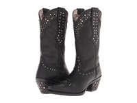Ariat Rhinestone Cowgirl Pitch Black Cowboy Boots