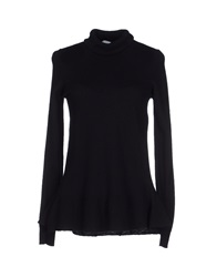 Viktor And Rolf Turtlenecks Black