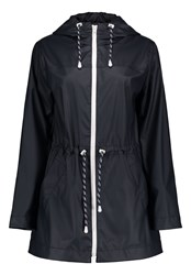 Betty And Co. Lightweight Parka Blue