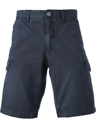Woolrich Chino Shorts Blue