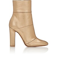 Gianvito Rossi Women's Brandy Ankle Boots Gold