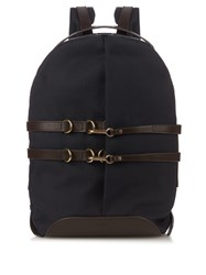 Mismo M S Sprint Waterproof Backpack Navy Multi