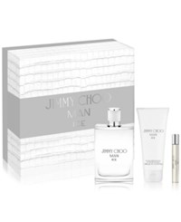 Jimmy Choo Men's 3 Pc. Man Ice Gift Set No Color