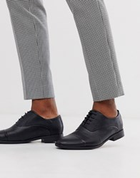 New Look Oxford Shoes In Black