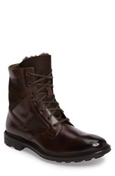 To Boot Men's New York Tobias Genuine Shearling Lined