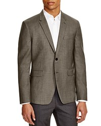 Paul Smith London Birdseye Slim Fit Sport Coat
