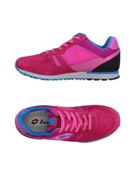 Lotto Leggenda Sneakers Fuchsia
