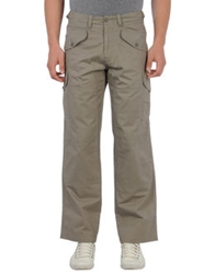 Dockers Khakis Casual Pants Military Green