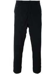 Hope 'Edwin' Tapered Trousers Black
