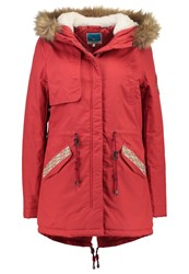 Twintip Parka Red Light Red
