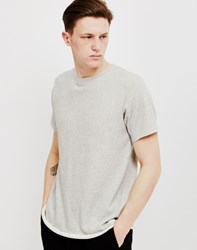Edwin Terry T Shirt Grey