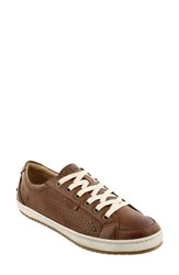 Taos 'S 'Freedom' Sneaker Whiskey Leather