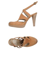 Atos Lombardini Footwear Courts Women Tan