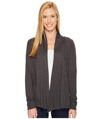 Aventura Clothing Kyle Wrap Black 1 Women's Sweater