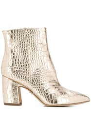 Sam Edelman Crocodile Embossed Boots 60