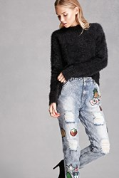 Forever 21 Pixie And Diamond Jeans Denim