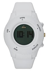Adidas Originals Sprung Digital Watch Weiss White