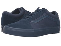 Vans Old Skool Mono Dress Blues Skate Shoes