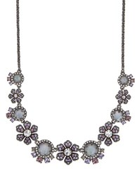 Marchesa Mother Of Pearl Necklace Multi