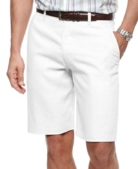 Tasso Elba Shorts Piece Dyed Linen Shorts