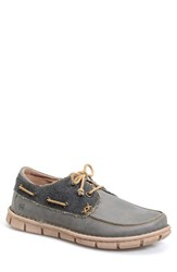 Born Men's Born 'Chad' Boat Shoe Light Brown