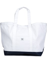 Herschel Supply Co. Colour Block Tote White