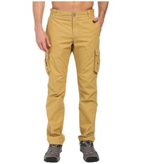 Columbia Chatfield Range Cargo Pants Lion Men's Casual Pants Tan