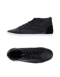 Boxfresh Footwear High Tops And Sneakers Black