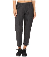 Lucy Rogue Trousers Black Heather Stripe Women's Casual Pants