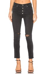 James Jeans High Class Ankle Skinny Vintage Black