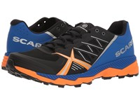Scarpa Spin Rs Black Turkish Sea Shoes