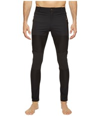Fjall Raven Abisko Trekking Tights Black Men's Casual Pants