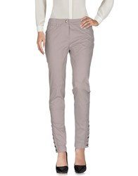 Guess By Marciano Casual Pants Dove Grey