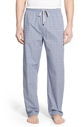 Men's Michael Kors Plaid Poplin Lounge Pants