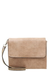 Pieces Pcfrida Across Body Bag Natural Light Brown