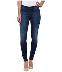 Calvin Klein Jeans Leggings In Mid Used Blue Mid Used Blue Women's Jeans