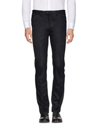 Julien David Casual Pants Steel Grey