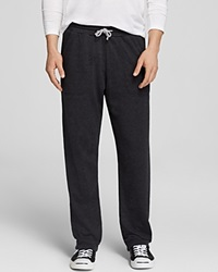 Alternative Apparel Alternative Lightweight French Terry Pants Black