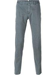 Pt01 Dotted Chinos Grey
