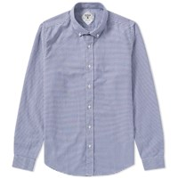 Barbour Standle Shirt Blue