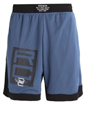 Reebok Combat Sports Shorts Blue