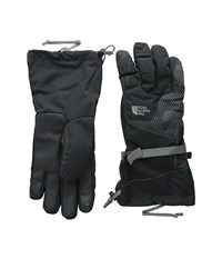 The North Face Revelstoke Etip Glove Asphalt Grey Extreme Cold Weather Gloves Gray