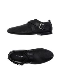 Cnc Costume National Costume National Homme Footwear Moccasins Men Black