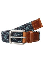 J.Crew Belt Reef Bay Blue