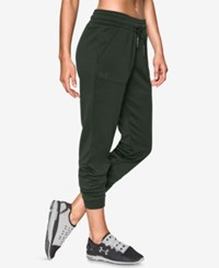 Under Armour Storm Lightweight Cropped Joggers Artillery Green