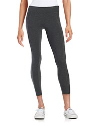 Calvin Klein Cotton Stretch Jogger Leggings Slate Heather