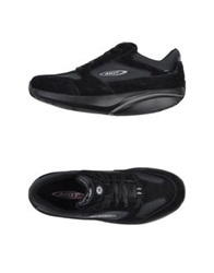 Mbt Low Tops And Trainers Black