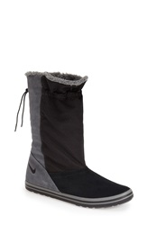 Nike 'Facile' Mid Calf Boot Women Black Anthracite