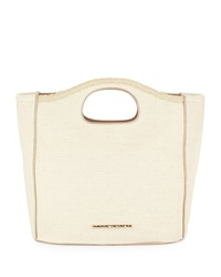 Elaine Turner Designs Elaine Turner Madison Woven Beachgrass Tote Bag Sand Dollar